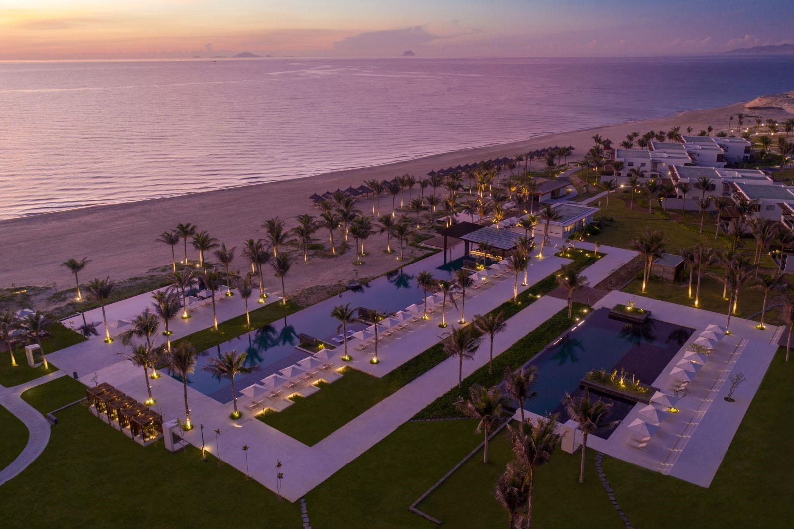 Resort theo mô hình sở hữu kỳ nghỉ đáp ứng đủ tiêu chí: cao cấp – chan hòa với thiên nhiên – dành cho gia đình